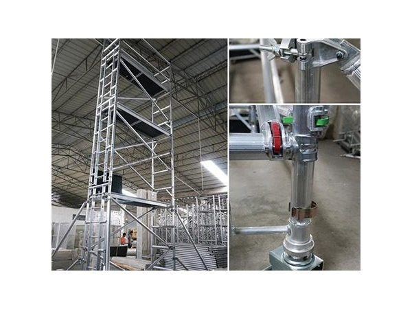 Aluminum Scaffolding Planks and Stages