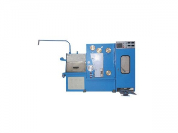 LHST195-24 Fine Wire Drawing Machine with Annealers