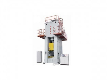 250/630ton Knuckle Joint Press, Vertical Type