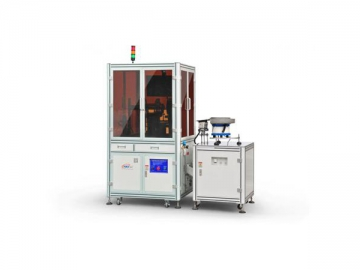 Visual Inspection Machine for Automotive Fasteners Testing