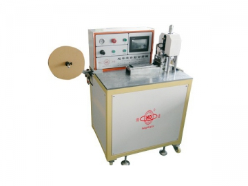 HD-1302 Ultrasonic Ribbon Cutting Machine