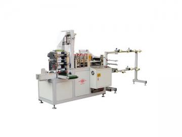 HD-0408 Automatic Blank Fold Face Mask Making Machine