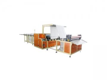 HD-0905-A Automatic Disposable Bedding Making Machine, Ultrasonic Machine