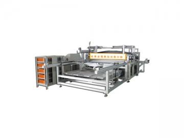HD-1211 Ultrasonic Embossing Machine for Electric Blanket