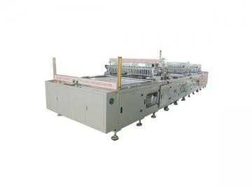 HD-1223 Ultrasonic Embossing Machine for Electric Blanket