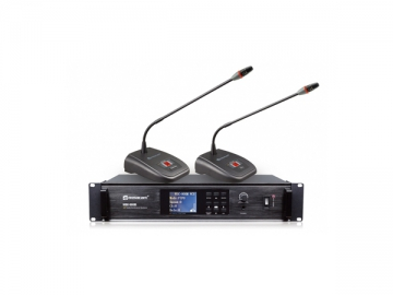 WDC-900 2.4G Digital Wireless Conference System