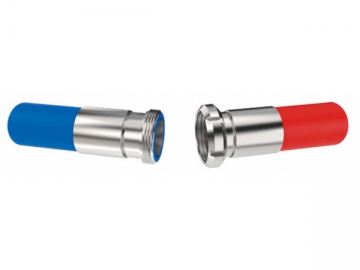 Food Hose End Fitting  Type:SMS/TC/DIN