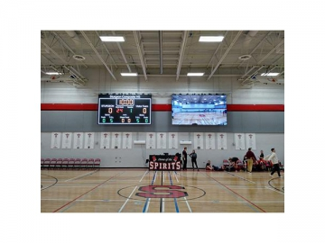 Sports Stadium LED Advertising and Scoring Screens
