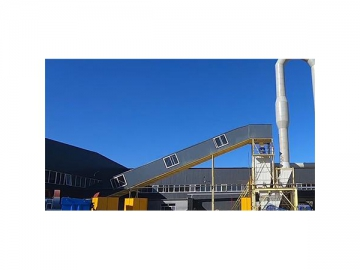 Material Handling and Feeding Unit