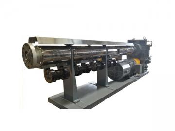 Single Screw Extruder forCeramic Membrane