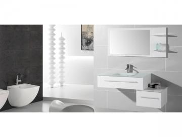 IL1511W Elegant Design Bathroom Vanity Set with Mirror