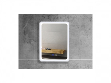 DF48 Bathroom LED Mirror with Touch Sensor