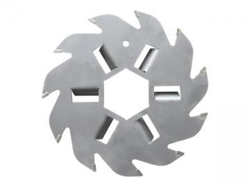 Verti-cut Blade