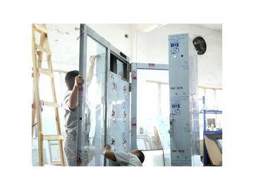 Cleanroom Installation and Maintenance