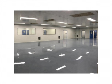 Complete Cleanroom Project in Sri Lanka