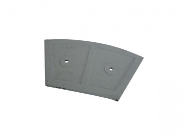 High Chrome Iron  Wear Resistant Castings