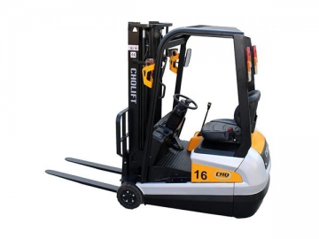 Energy Efficient and Productive 3 Wheel Electric Forklift Trucks