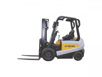 High Performance and Energy Efficient 4 Wheel Electric Forklift Trucks