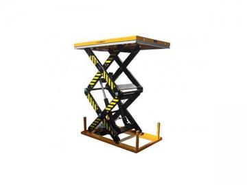Dual Scissor Lift Table