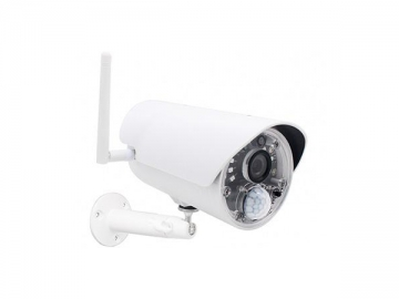 Solar Powered Security Camera System, Outdoor Wire-Free Security Camera System, CSR874256