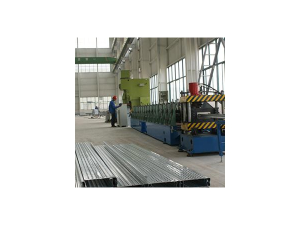 Scaffolding Plank Rollforming Line