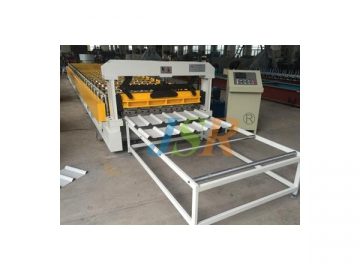 Roofing Roll Forming (Roof and Wall Sheet Forming Machine)