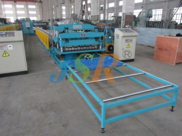 Roof Tile Roll Forming (Roof Tile Sheet Forming Machine)