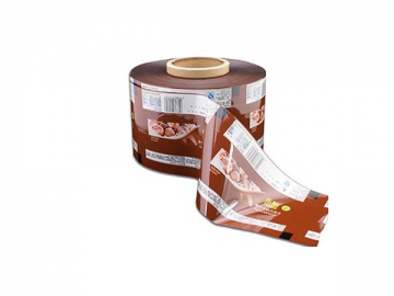Roll Stock Film (Flexible Packaging Film, Form Fill Seal Film, Lidding Film)