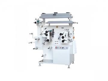 MHR-S Flexo Label Printing Machine