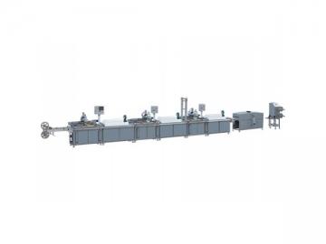 MHS-300 Screen Printing Machine