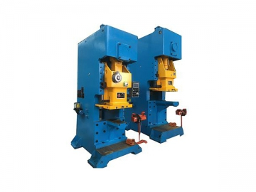 Mechanical Press Machine and Tooling