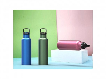 Stainless Steel Vacuum Insulated Sports Water Bottle