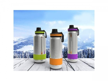 Fashion Stainless Steel Water Bottle Double Wall Vacuum Sports Flask
