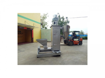 Vertical Centrifugal Dryer, Plastic Recycling Spin Dryer