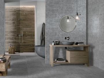 Cement Look Porcelain Tiles- Minimal