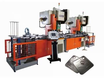 Automatic Hole Punching Production Line