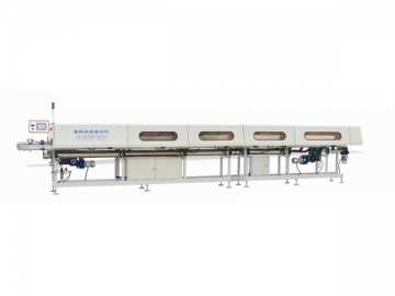 Induction Curing system for powders and lacquers