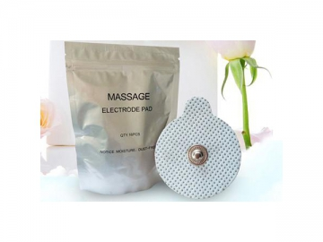 Round Electrode Pads for TENS Unit
