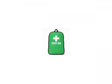 CBB4053-1 Polyester First Aid Backpack, Waterproof Multipurpose First Aid Bag