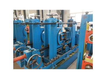 Pipe Mill with ZTF Forming Process