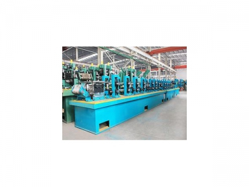 Stainless Steel Pipe Mill