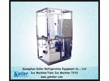 TV10 Tube Ice Making Machine, Ice Tube Machine