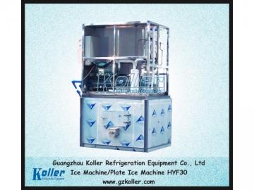 HYF30 Plate Ice Machine