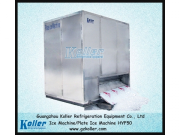 HYF50 Plate Ice Machine