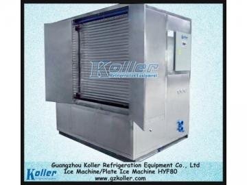 HYF80 Plate Ice Machine
