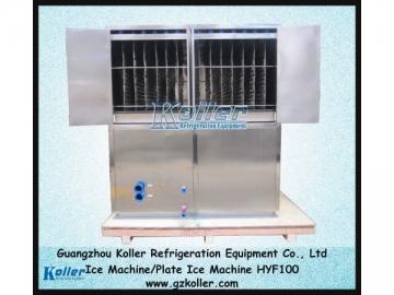 HYF100 Plate Ice Machine