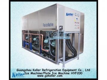HYF200 Plate Ice Machine