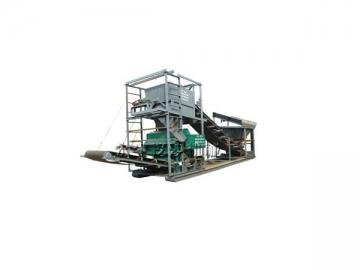 Dry Ore Magnetic Separator