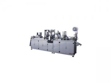 AL-Plastic-AL Blister Packing Machine