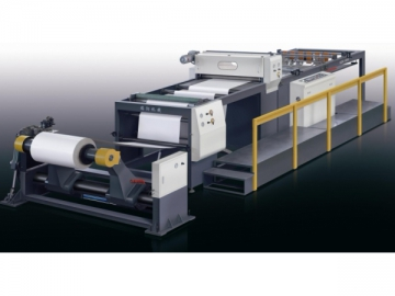 Automatic High Speed Paper Sheeting Machine